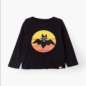 GAP Toddler Halloween Graphic Long Sleeve T-Shirt